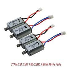 Original SYMA X8C X8W Main Motor CW CCW Fit For SYMA x8c x8w x8g x8hc x8hw x8hg RC 2.4G 4CH Drone Helicopter Quadcopter Parts