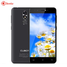 CUBOT R9 3G Smartphone Android 7.0 5.0 inch Quad Core 2GB 16GB Touch Phone 13.0MP Rear Camera Fingerprint Scanner Phone