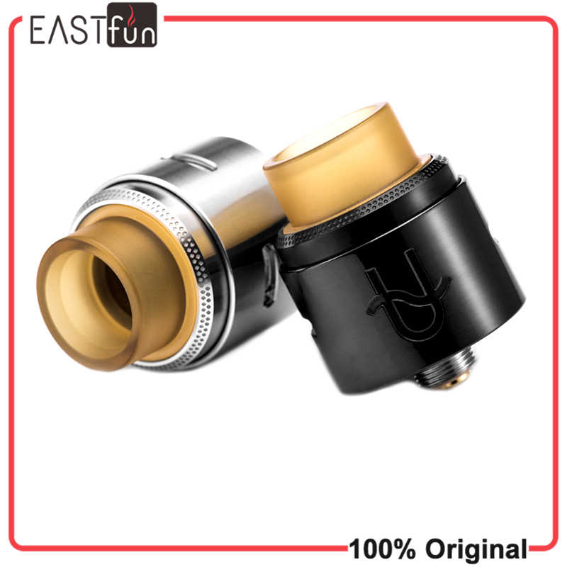 Original WOTOFO Serpent BF RDA Tank Rebuildable Dripper Atomizer Dual coil two post deck bottom feed RDA Atomizer 22mm