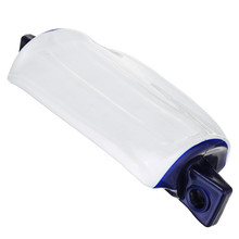 Inflatable Boat Fenders for Small Boats Useful Buffers 400mm x110mm UV Protected Suitable Against Scuffing Mounted Horizontally
