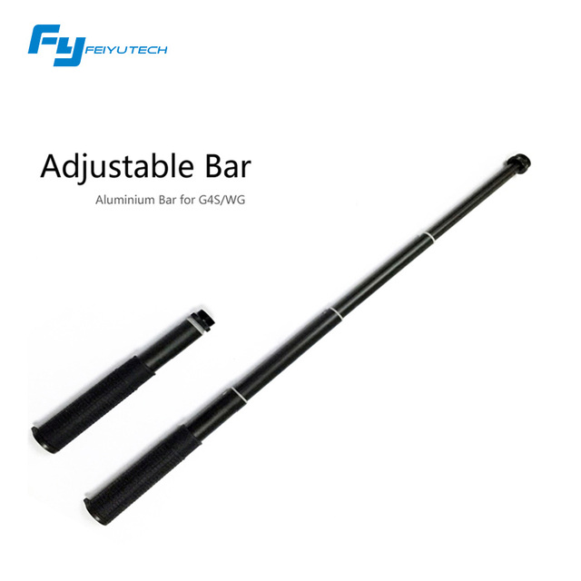 Feiyu Tech Adjustable pole for G4 / G4S / G4 Plus / G4 Pro gimbal extendable pole