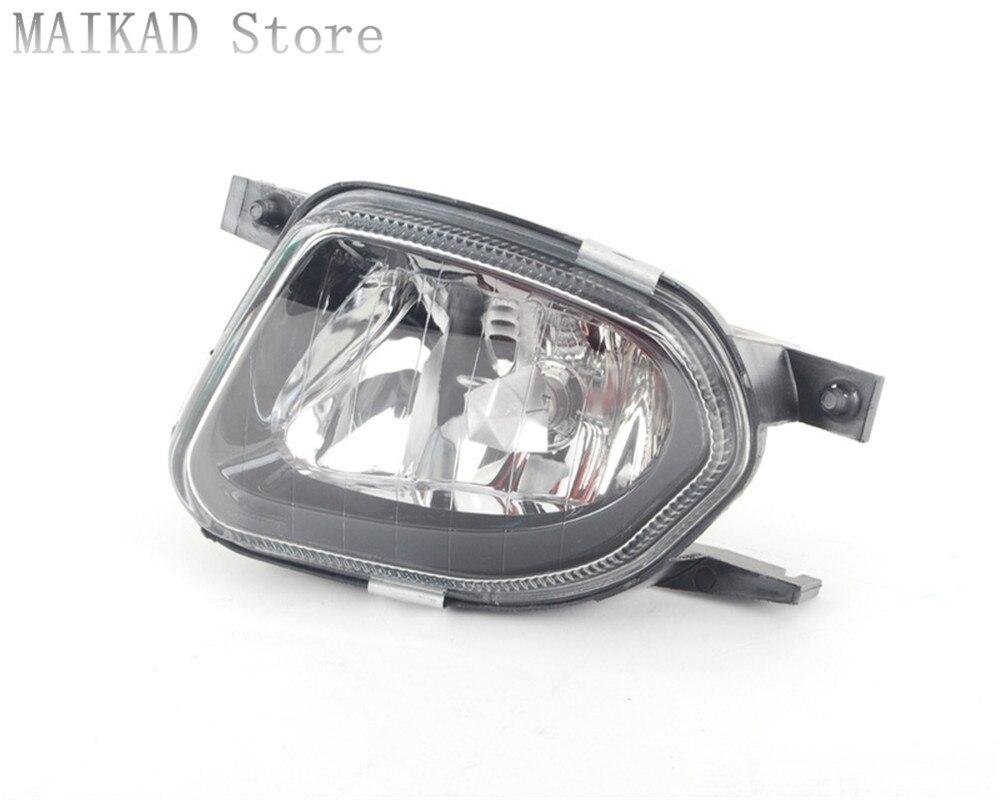 מול ערפל אור ערפל מנורת עבור מרצדס-בנץ W211 E200 E220 E240 E280 E300 E320 E350 E270 E400 E420 e500 A2118201156 A2118200556