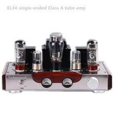 Nobsound Music-EL34 6N9P empuje el34 tubo de vacío amplificador hifi de clase A home audio Altavoz Bluetooth amplificador de tubo