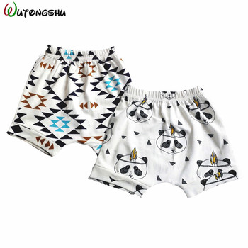 2019 Baby Bloomers Baby Boys Girls Shorts PP Children's Summer Harem Shorts For Boys Toddler Clothing Kids BoBo Beach Shorts