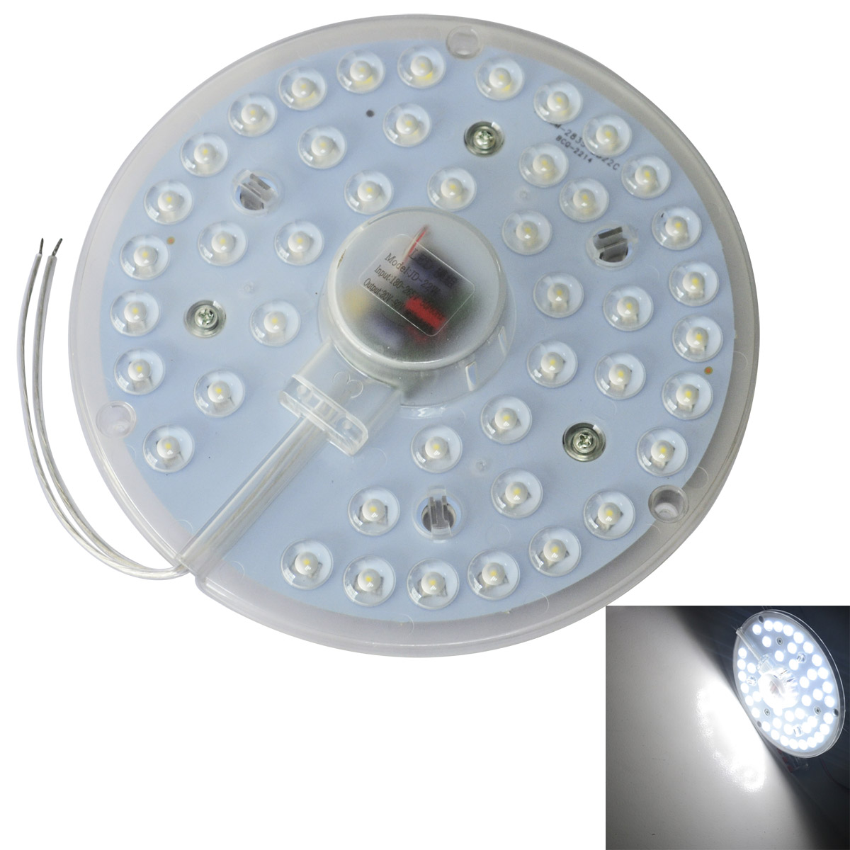 Jiawen 24w Cool White Led Module Led Ceiling Lamp Light