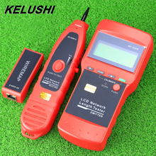 KELUSHI NF-8208 Multipurpose LCD Display Network LAN Continuity Tester Cable inspection Wire Tracker tester fast shipping