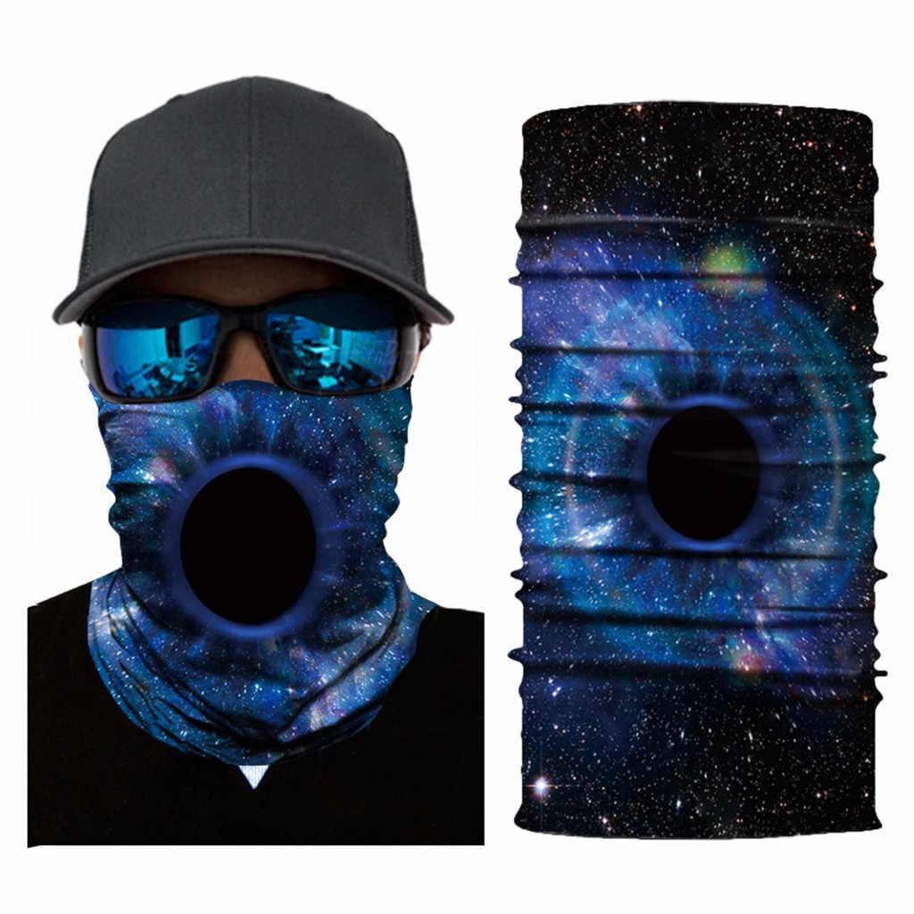 Mode Fiets Sjaal Cool Magic Sjaal Cyclus Gezichtsmasker Mannen Vrouwen Cs Vermomming Bandana Rijden Apparatuur Half Gezicht Wind Mask 2019