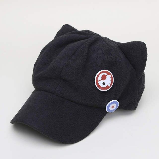 4bd3415643c soft plush toy Super Mario Bros Hat cosplay Caps Mario Luigi Soryu Cat Ear  Polar Fleece
