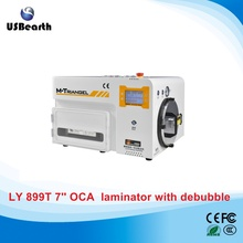 LY 899T 5 in 1 OCA Lamination machine Buit-in Vacuum Pump Air Compressor bubble remover ship to Russia free tax