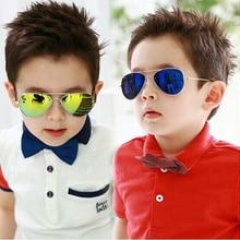 DRESSUUP Fashion Baby Boys Kids Sunglasses Piolt Style Brand Design Children Sun