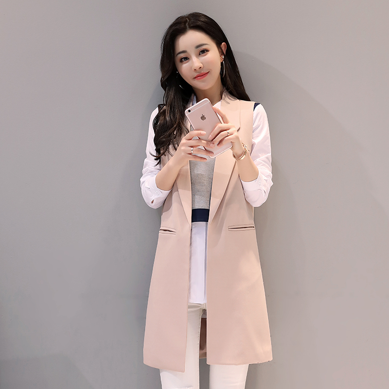Women Blazers And Jackets Causal Pink Blazer Mujer 2018 New