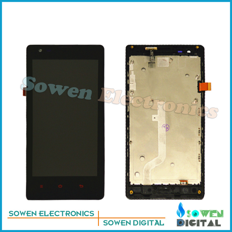 4.7 inch for XiaoMi Hongmi Red rice RedMI 1 1S 3G 4G LCD display with Touch Screen digitizer with frame assembly full sets