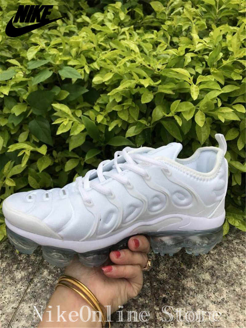 c719285cf9a ... Nike Air Max Vapormax Plus TN Men And Women Running Shoes Outdoor Sport  Cushioning Shoes Low ...