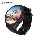 Luxury Fashion KW88 Android 5.1 OS Smart Watch Phone MTK6580 ROM 4GB + RAM 512MB 400*400 Screen 2.0MP Camera Smartwatch