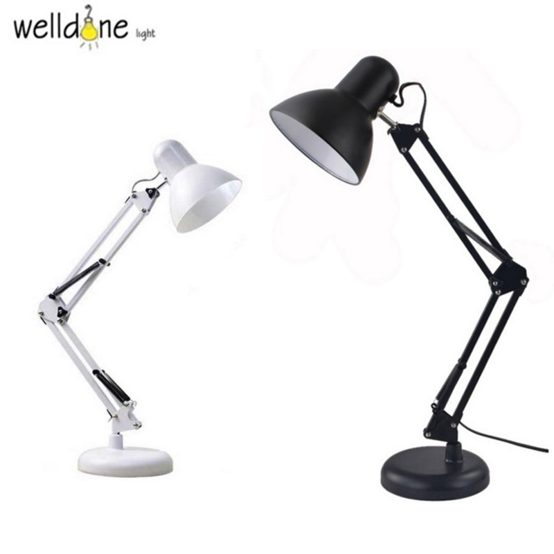 Portable Eye Protection LED Foldable Rechargeable Study Reading Light Desk Table Lamp led reading lights usb rechargeable foldable touch dimming desk lamp 42 led 3 brightness adjustable eye protect ultra thin reading study lamp