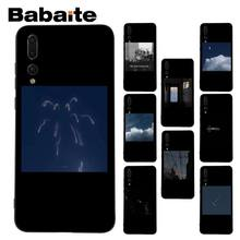 Babaite Sky stars wolken Painted cover Stijl Ontwerp Telefoon Case voor Huawei P9 P10 Plus Mate9 10 Mate10Lite P20 Pro honor10 View10(China)
