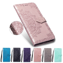 Honor 8A Case Flip Wallet Leather Case For Huawei Honor 8A C