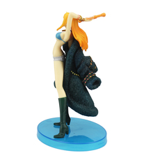 7.5″ One Piece Anime Nami 20th Anniversary Ichiban Kuji 19cm Action Figure