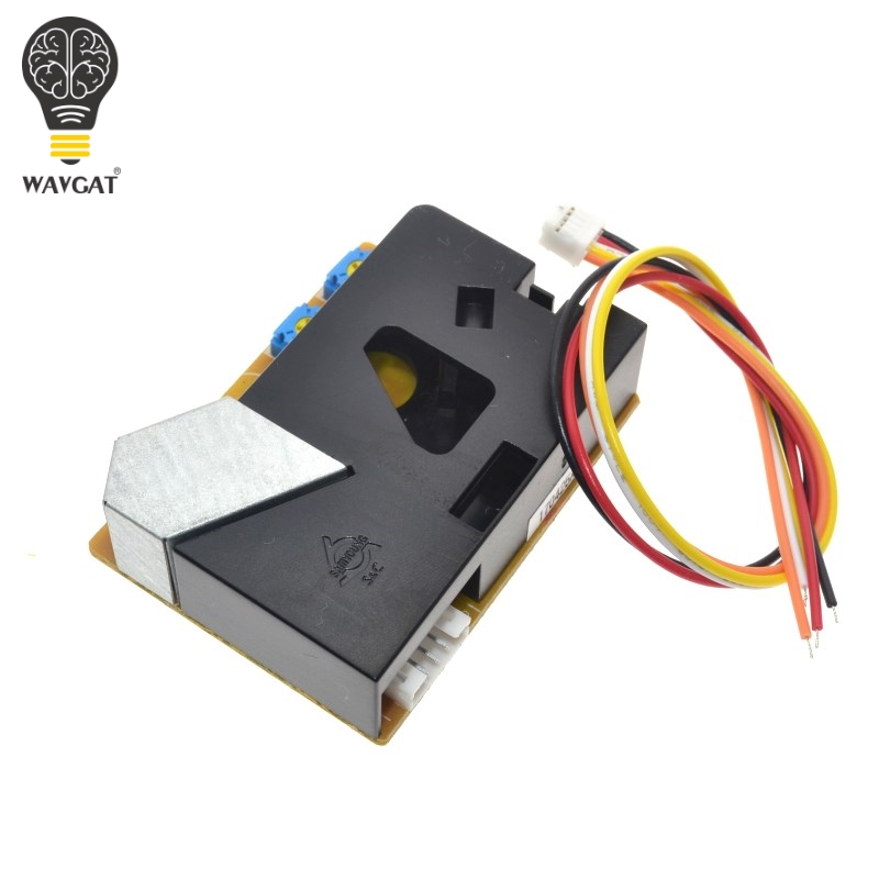DSM501A Dust font b Sensor b font Module PM2 5 Detection Dector For font b Arduino