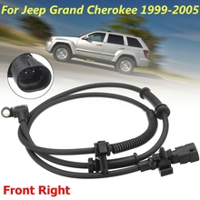 1 шт. ABS Датчик скорости передний правый для Jeep Grand Cherokee WJ WG 1999 2000 2001 2002 2003 2004 2005 56041317AB