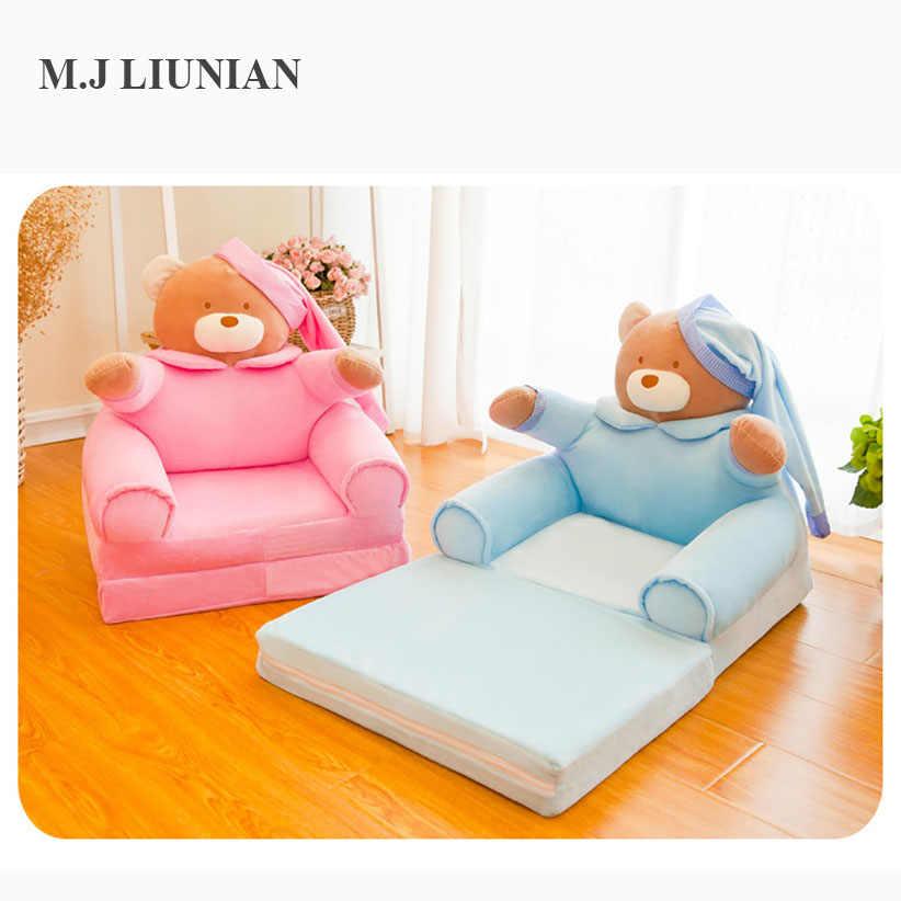 Baby Cartoon Sofa Cute Bear Children