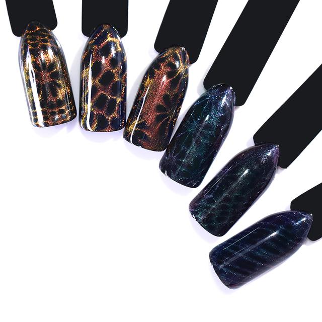 UR SUGAR Strong Magnetic Nail Stick 3D Cat Eye Effect Magnet for UV Painting Gel Nail Polish UV Lamp for Gel Varnish