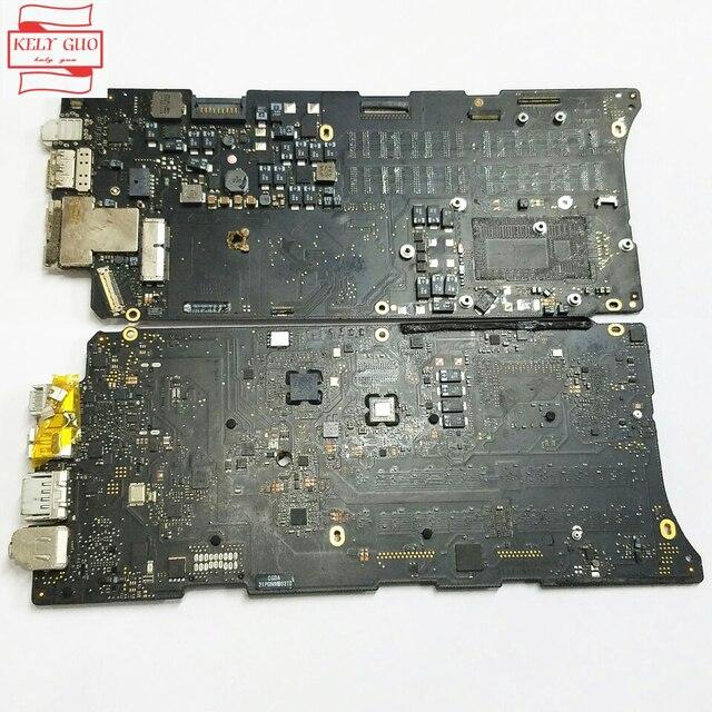 """Placa lógica defectuosa para reparación de 13 """"A1502 820 3476 A, años 2013"""