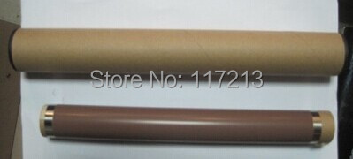 Free Shipping Fuser Film Sleeve Fixing film for HP P4014/P4015/4555/m601 Fuser film sleeve RM1-4579-Film high quality free shipping us au standard touch switch 3 gang 1 way control crystal glass panel wall light switch kt003us