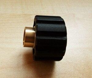 "Image 3 - محول نحاسي 100% لـ Karcher HDS pro ، مسدس غسيل رغوي ، موصل أنثى G1/4 "" 19 ، شحن مجاني"