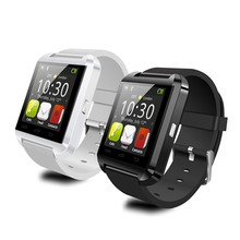 Bluetooth Wrist Smartwatch U8 Smart Uhr android für iPhone 6/puls/5 S Samsung S4/Note 3 HTC Android Smartphones Android Wear