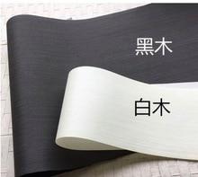 3Pieces/Lot L:2.5Meters  Width:60cm Thickness:0.25mm Ink black Wood Veneer Model Decorative Veneer