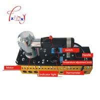 ZS 100 Portátil contínuo máquina seladora saco de plástico cadeia manual do aferidor do saco de filme composto de Vedação velocidade 3.3 m/min|Encadernadora| |  -