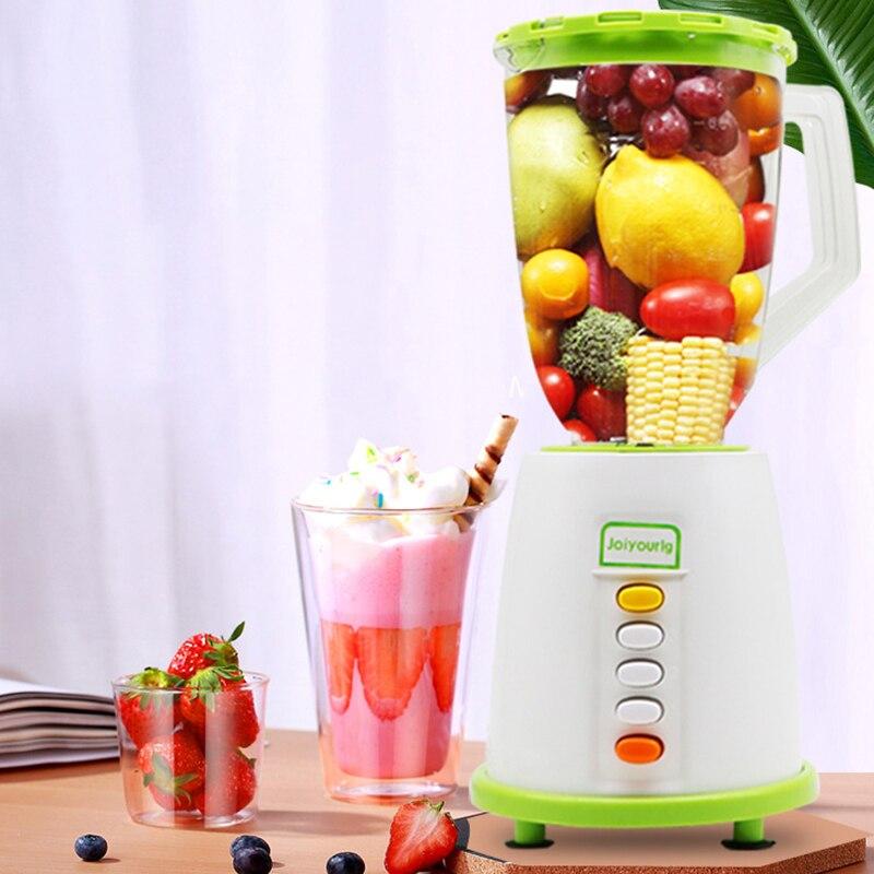 Sarmoare 1.5L mélangeur mélangeur robot culinaire avec hachoir bol presse-agrumes bouteille hachoir à viande bébé fabricant d'aliments prise EU