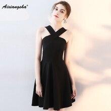 da65ebb4a Boa Qualidade barato Elegent Vestido de Vestidos de Baile 2018 vestido de  festa Backless Plus Size