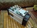 S7 4.73 T Bitcoin mineiro Antminer ASIC mineiro 4730G Consumo de Energia chip de 28nm BM1385 SHA256 mineiro BTC máquina de Mineração 1350 w
