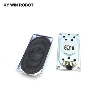2PCS/Lot Notebook Speaker Horn 1W 8R 4020 Loud speaker 8 ohms 1 Watt 8R 1W 40*20MM thickness 5.8MM
