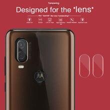 Anti-shatter Back Camera Lens Tempered Glass Film For Moto M
