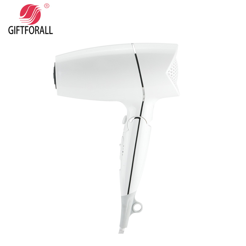 GIFTFORALL Hairdryer Professional Styling Powerful Wall Mounted hair hot and cold windHotel Bathroom Home Hair Dryer C181