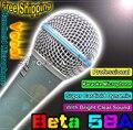 Супер кардиоидный микрофон динамический вокальный проводной микрофон профессиональный Beta58A бета 58A 58 А микрофон для караоке Microfono микрофон микрофон