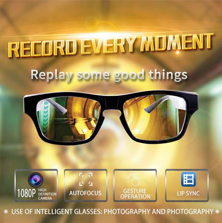 b3801af264 Occhiali video Occhiali video economici Occhiali videocamera TOPTRONIC G5  WIFI. Offriamo il miglior prezzo all'ingrosso, garanzia di qualità, ...