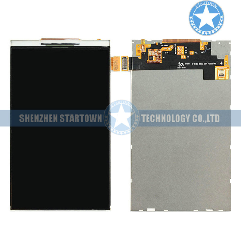 Original For Samsung Galaxy Core 2 SM-<font><b>G355H</b></font> <font><b>G355H</b></font> G355 New LCD <font><b>Display</b></font> Panel Screen Monitor Moudle Repair Replacement image