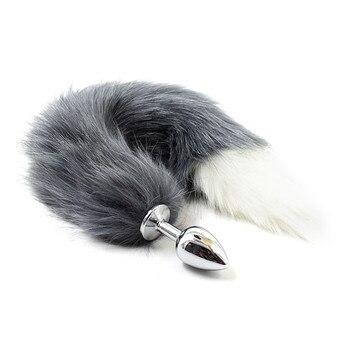 Fox Tail Anal Plug 1