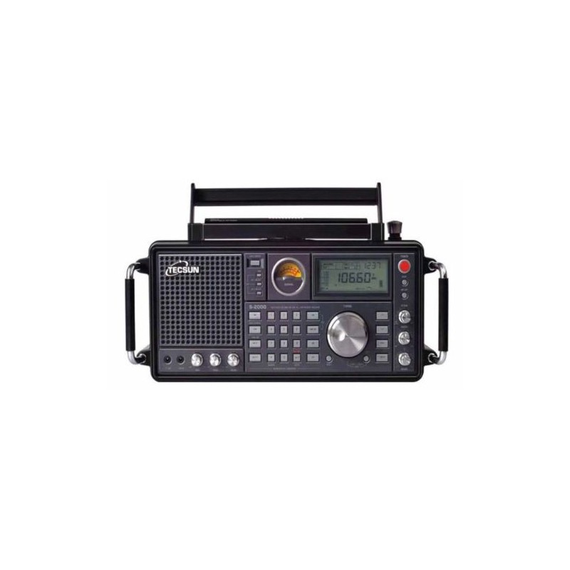 2018 TECSUN S-2000 HAM Amateur Radio SSB Dual Conversion PLL FM/MW/SW/LW/ Air Band xhdata d 808 portable digital radio fm stereo sw mw lw ssb air rds multi band