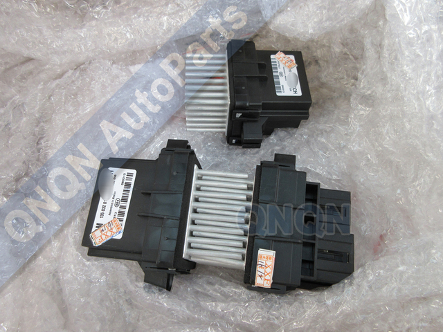 2012 chevy cruze cooling fan resistor