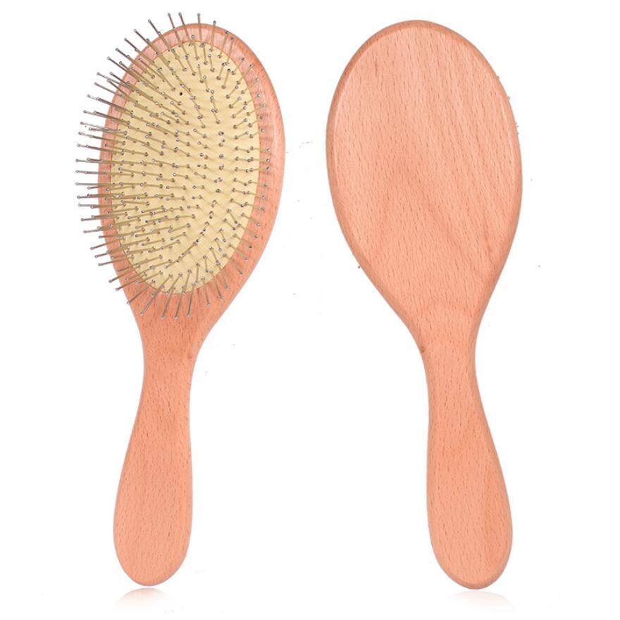 1 יח 'פלדה באיכות גבוהה מברשת שיניים - טיפוח השיער וסטיילינג