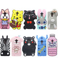 For Huawei Mate 9 Case Lovely Cute 3D Cartoon Soft Silicon Cover For Huawei Ascend Mate9 Lovely Girl Rubber Mobile Phone Case