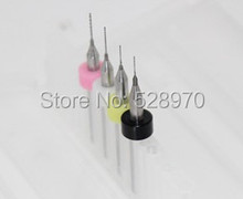 4 Sizes Nozzle Cleaning 0.5mm/0.4mm/0.3mm/0.2mm Drill Bits 3D Printer Nozzle Head Cleaner Drill for extrusion head
