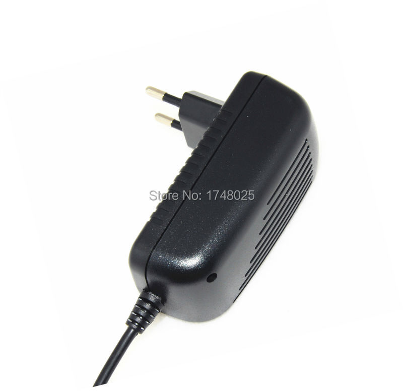 With Cable 10v 2 4a Ac Power Adapter 10 Volt 2 4 Amp Eu