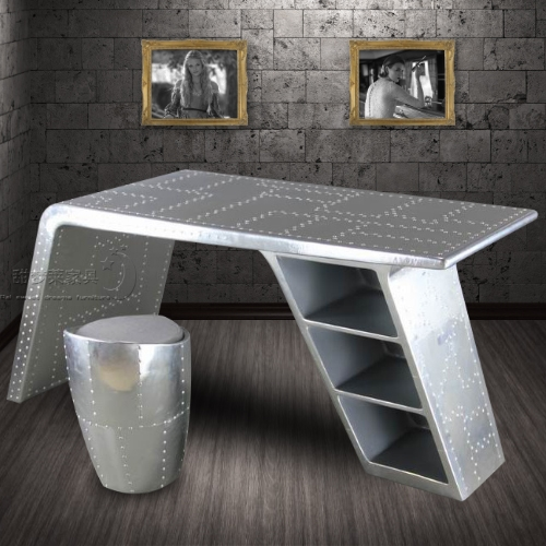Affordable Retro Furniture: Table Contracted Personality To Do The Old Retro Furniture