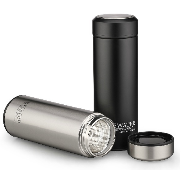 2 in 1 Set 320ML High Grade Office Business Thermos Inner